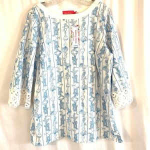 🔥NEW!🔥 LILLY PULITZER Tunic Top by Marcia Cross